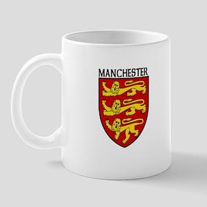 Manchester, England Mug