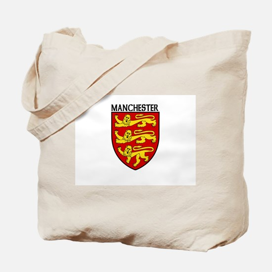 Manchester, England Tote Bag