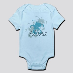 Aloha Floral Body Suit
