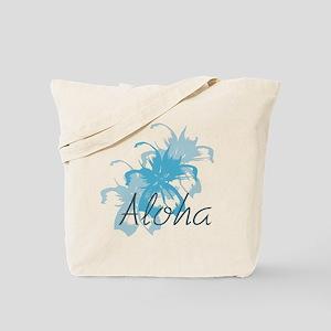 Aloha Floral Tote Bag