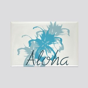 Aloha Floral Magnets