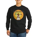 Mas Tequilla, Por Favor Long Sleeve Dark T-Shirt