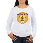 Mas Tequilla, Por Favor Women's Long Sleeve T-Shir