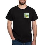 Facey Dark T-Shirt