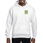Facey Hooded Sweatshirt
