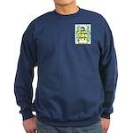 Facey Sweatshirt (dark)