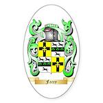 Facey Sticker (Oval 50 pk)