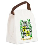 Facey Canvas Lunch Bag