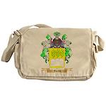Faceto Messenger Bag