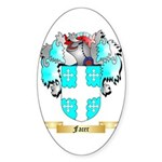 Facer Sticker (Oval 10 pk)