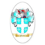 Facer Sticker (Oval 50 pk)