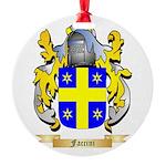 Faccini Round Ornament