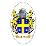 Facci Sticker (Oval)