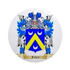 Fabry Ornament (Round)