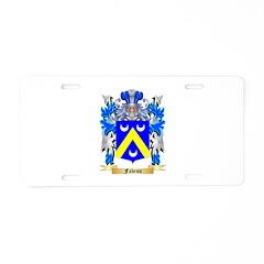 Fabron Aluminum License Plate