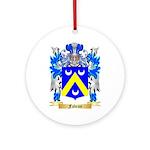 Fabron Ornament (Round)