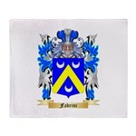 Fabrini Throw Blanket