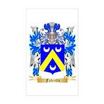 Fabretto Sticker (Rectangle)