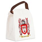 Fabre Canvas Lunch Bag