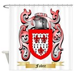 Fabre Shower Curtain