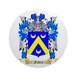 Fabra Ornament (Round)