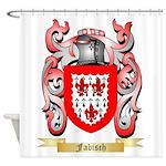 Fabisch Shower Curtain