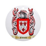 Fabisch Ornament (Round)