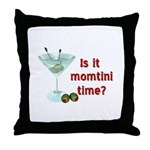 Momtini Throw Pillow