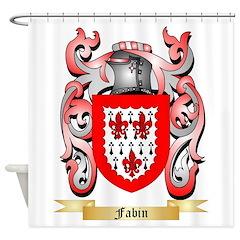 Fabin Shower Curtain