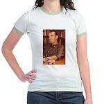 Paul Yaeger Architect Jr. Ringer T-Shirt