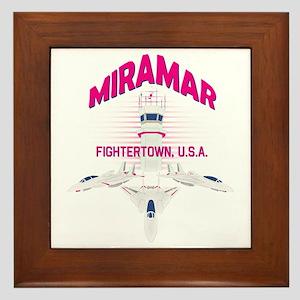 Miramar Framed Tile