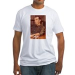Paul Yaeger Architect Fitted T-Shirt