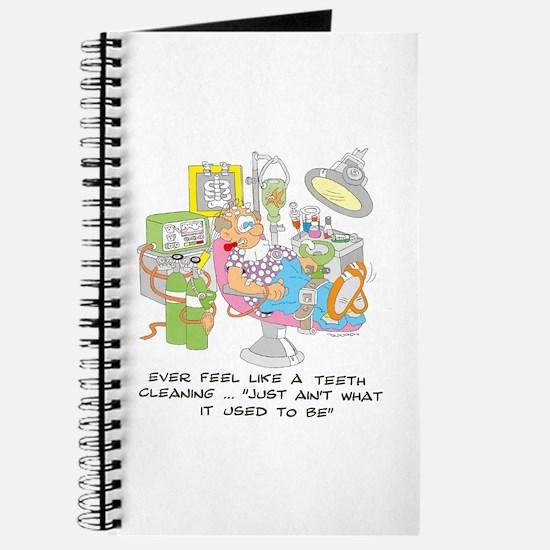 TEETH CLEANING Journal