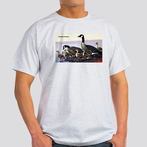 Canadian Goose (Front) Light T-Shirt