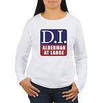 D.I. for Supervisor Women's Long Sleeve T-Shirt