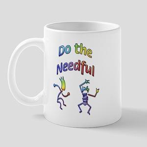 Do the Needful-A Mug