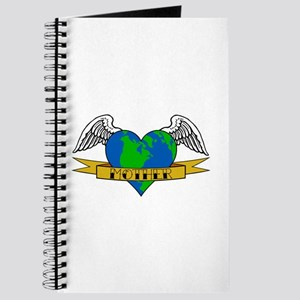 Earth Day Mother Tattoo Journal