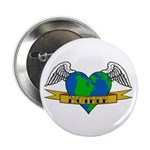 Earth Day Mother Tattoo Button