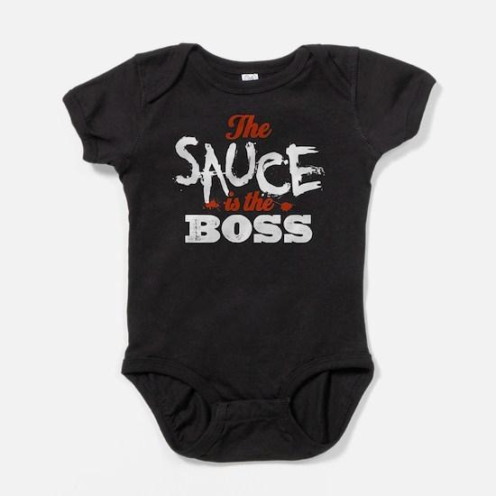 Boss Sauce Baby Bodysuit