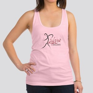 Rubans Rouges Dance Racerback Tank Top