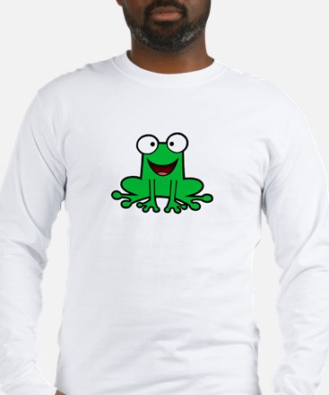 Happy Frog Long Sleeve T-Shirt