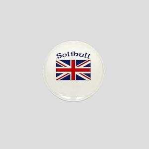 Solihull, England Mini Button