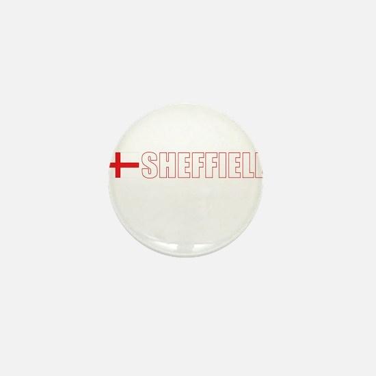 Sheffield, England Mini Button
