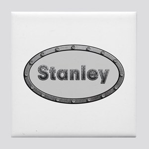 Stanley Metal Oval Tile Coaster