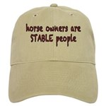 Horse Owners are Stable people Cap