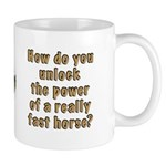 How do you unlock the power of a fast horse? Mug