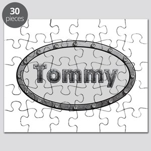 Tommy Metal Oval Puzzle