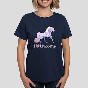 I Heart Unicorns Women's Classic T-Shirt