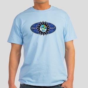 Lizard Surf Sun Light T-Shirt