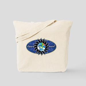 Lizard Surf Sun Tote Bag